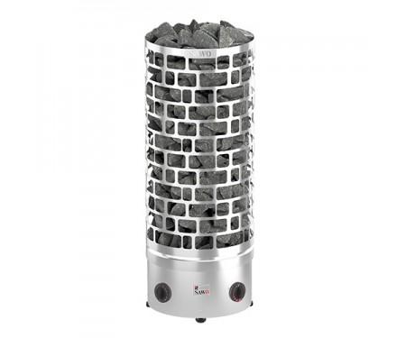 Электрокаменка Sawo Aries Tower Round ARI3-75NB