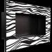 Биокамин Kratki Delta Zebra