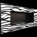 Биокамин Kratki Delta 2 Zebra