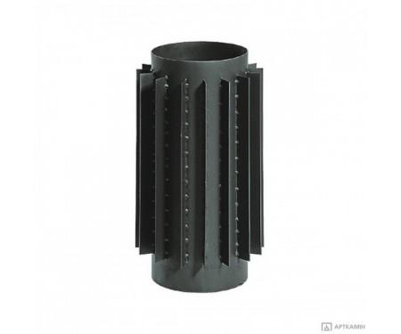 Радиатор для дымохода ∅200 мм 50мм Darco