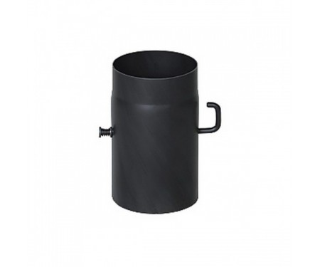 Шибер ∅150 мм 25 см Darco