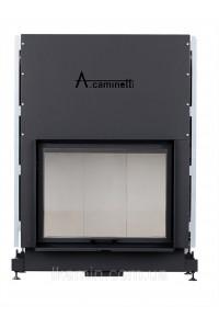 Каминная топка A.caminetti Flat 90x60 (16.8 кВт)