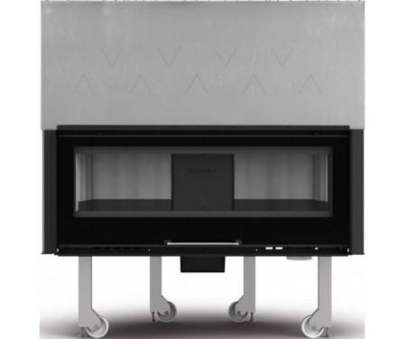 Каминная топка Nordica Monoblocco 1300 Piano Crystal (13 кВт)