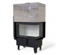Каминная топка Defro Home Riva SM BP G SHORT (16 кВт)