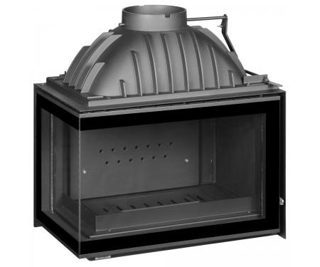 Каминная топка Uniflam 700 Plus ECO левое боковое стекло (9 кВт)