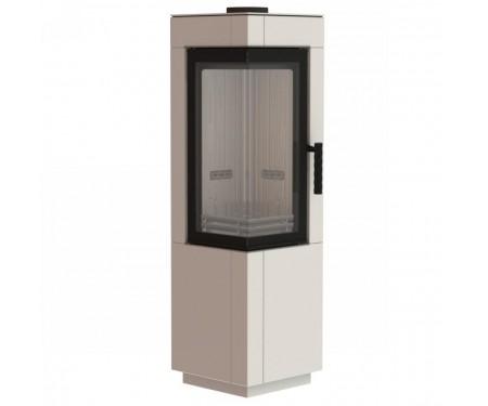 Стальная печь-камин BEF HOME  ARIES 3 Е ( 6 кВт)