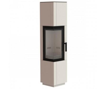 Стальная печь-камин BEF HOME ARIES 7E ( 6 кВт)