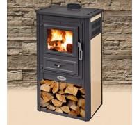 Печь на дровах с керамикой BLIST Konzul бежевая ( 9 кВт )