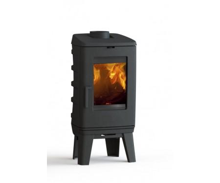 Печь чугунная Dovre BRUT (печь на ножках, 6 кВт)