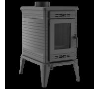 Чугунная печь Kratki Koza K10 (10 кВт)
