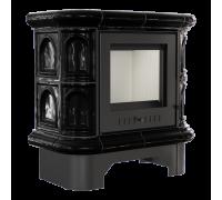 Кафельная печь Kratki WK 440 черная (7 кВт)