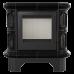 Кафельная печь Kratki WK 440 черная