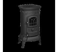 Чугунная печь Nordflam Verdo Black Eco (7 кВт)