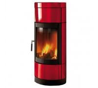Печь-камин Nordica Fortuna (7,5 кВт) красная