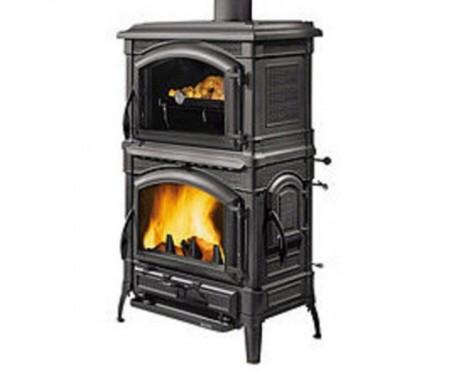 Печь-камин Nordica Isotta con forno