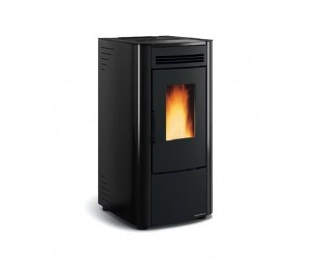 Пеллетная печь Nordica KETTY EVO черная (6,5 кВт)