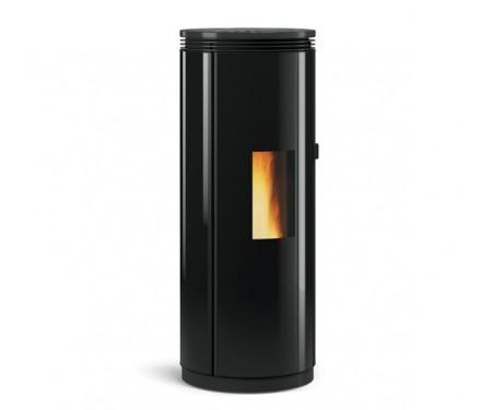 Пеллетная печь с системой вентиляции Nordica PAMELA crystal