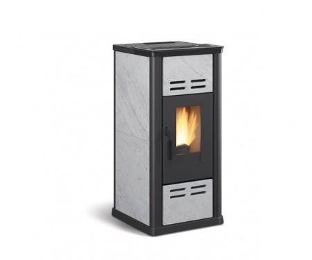 Пеллетная печь Nordica SERAFINA камень (7,1 кВт)