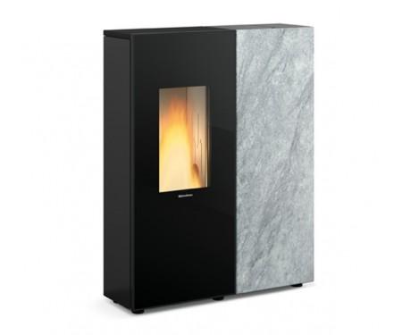 Пеллетная печь герметичная Nordica SHARON PLUS CX stone (10 кВт)
