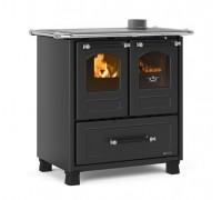 Дровяная плита Nordica FAMILY 4,5 black (7,5 кВт)