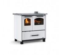 Дровяная плита Nordica FAMILY 4,5 white (7,5 кВт)