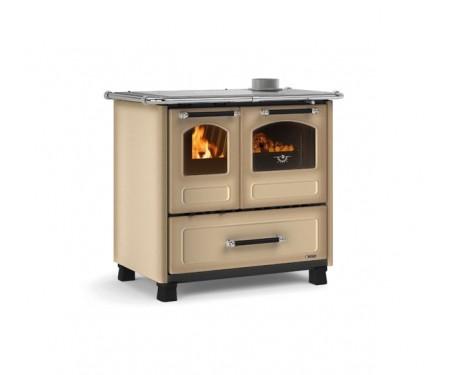 Дровяная плита Nordica FAMILY 4,5 cappuccino (7,5 кВт)