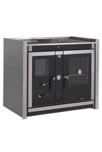 Отопительно-варочная печь Nordica Italy Termo Built-in D.S.A (18,4 кВт)