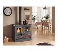 Отопительно-варочная печь Nordica Termo Rosa XXL Ready D.S.A (18,4 кВт)