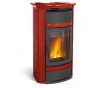 Печь Nordica Norma Classic S Idro D.S.A (19,5 кВт) красная