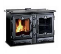 Печь-камин Nordica America (10 кВт) черная