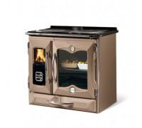 Печь- плита на дровах Nordica SUPREMA 4.0 tortora (9 кВт)