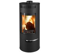 Камінна піч THORMA ANDORRA black (7,5 кВт)