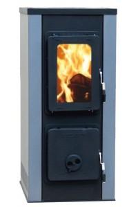 ПечьThormaFLENSBURG II черная/серая ( 7 кВт)