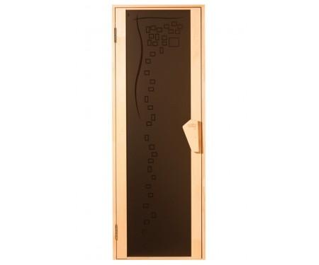 Дверь для бани и сауны Tesli Comfort 2050 х 800