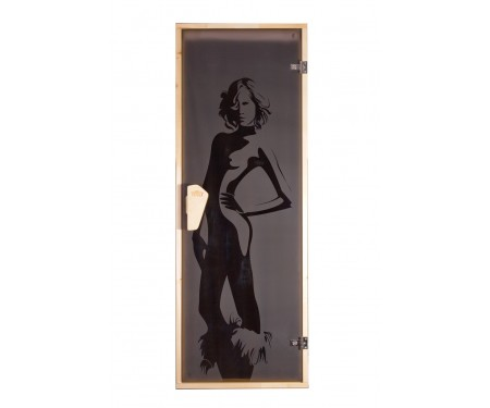 Дверь для бани и сауны Tesli Мечта 1900 х 700