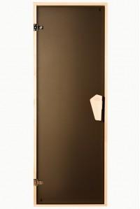 Дверь для бани  и сауны Tesli Sateen 1900 x 800