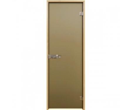 Дверь Межкомнатная - Aqua Bronze Sateen 2000х800